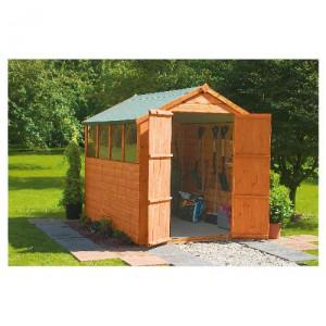 Tesco direct now have a big range of garden buildings for Garden shed tesco